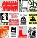Carteles de mayo 1968  francés