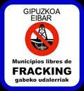 Eibar, Municipio libre de Fracking